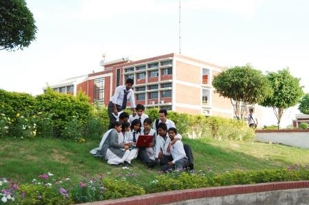 MGM College Libarary